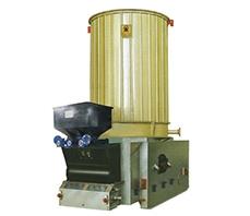 立式生物质导热油锅炉